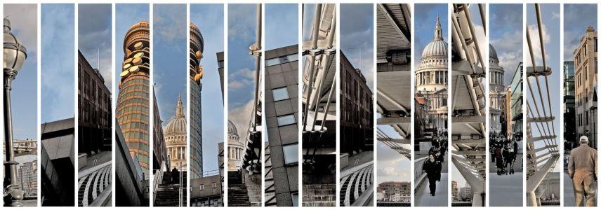 Millenium Bridge Jérôme Revon