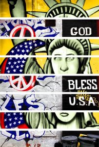 God Bless USA - Jérôme Revon