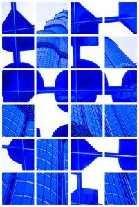 Burl bleu - Jerome Revon