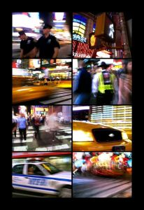 Times Square NYPD 2