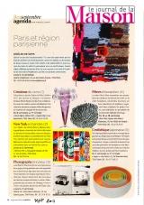 Le Journal de la Maison - sept 2011 - Jérôme Revon